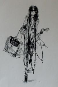Мода parsons paris