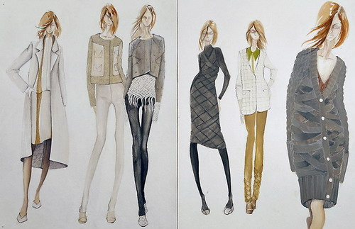 Дизайна одежды онлайн