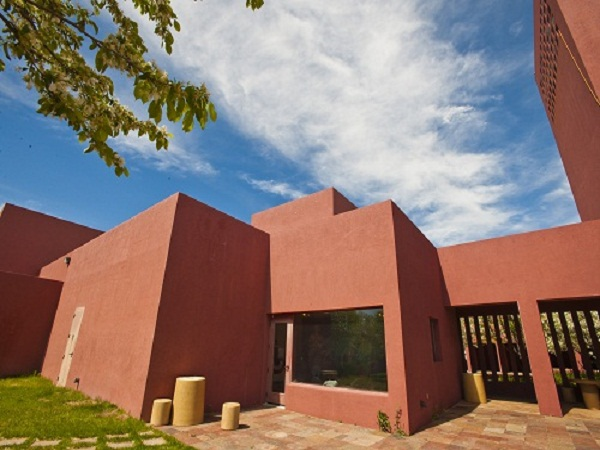 Фото университета Santa Fe University of Art and Design