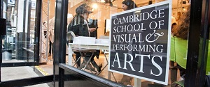 Фото университета Cambridge School of Visual & Performing Arts